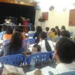 Phát huy vai trò của hội, nhóm cha mẹ trẻ khuyết tật trí tuệ tại cộng đồng