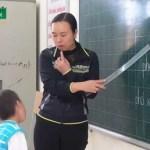 Ước mơ giản dị của các cô giáo trường chuyên biệt