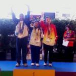 Việt Nam đoạt HCV tại đại hội thể thao người thiểu năng