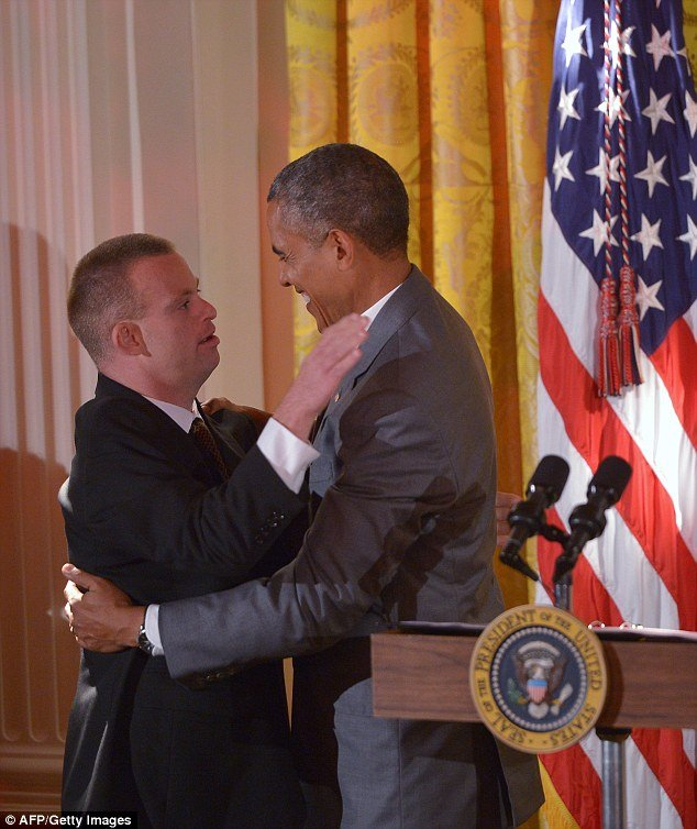 Tim Harris and US_President_Barack_Obama