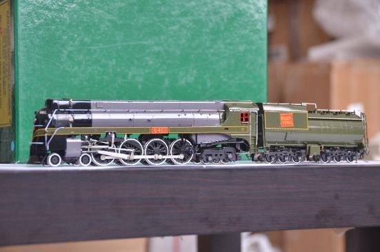 Ho Scale Locomotives Sale