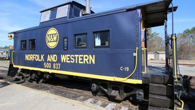 Celebrating the caboose: Five facts you didn't know