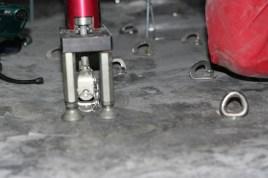 Test rig loading bolt 2