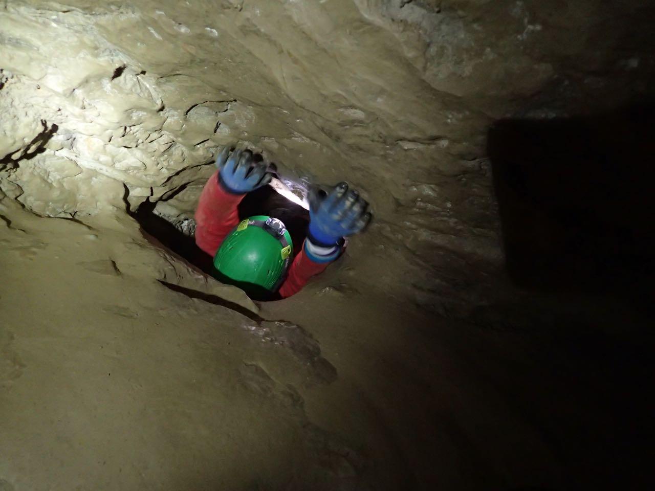 Local Cave & Mine Leader Training, November 2017