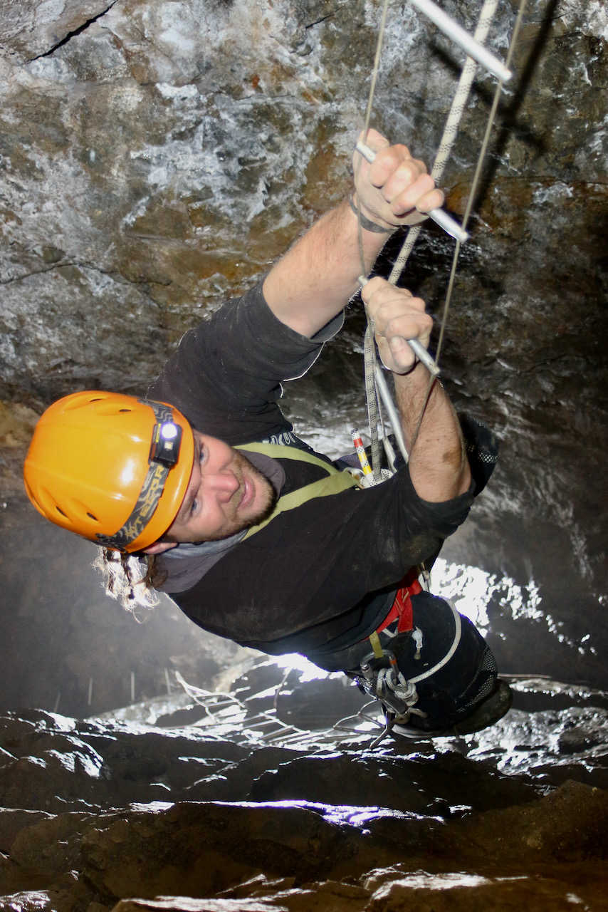 Photos from the Vertical Leader plus Tyrolean for Groups Training, Nov 2020