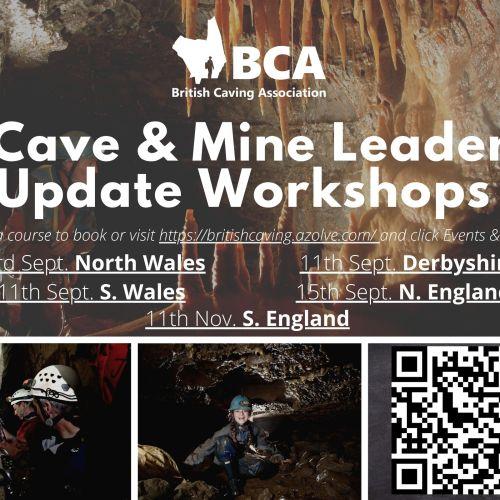 LCMLA Update Workshops (bookings online) for 2021