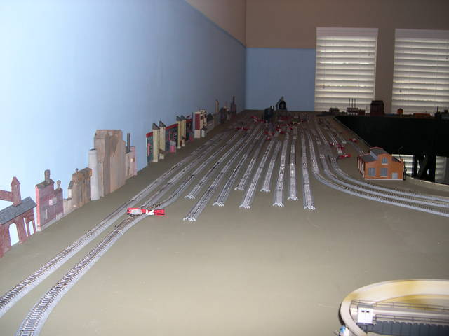 Kato Track As A Staging Yard
