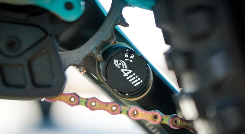 A single-sided 4iiii power meter is a good choice if you already own a trainer or want to train outside.