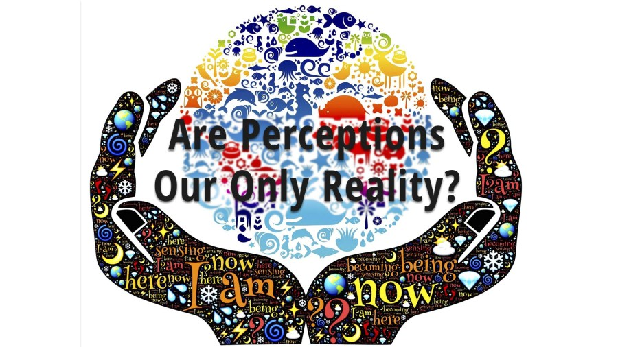 Are Perceptions Our Only Reality?