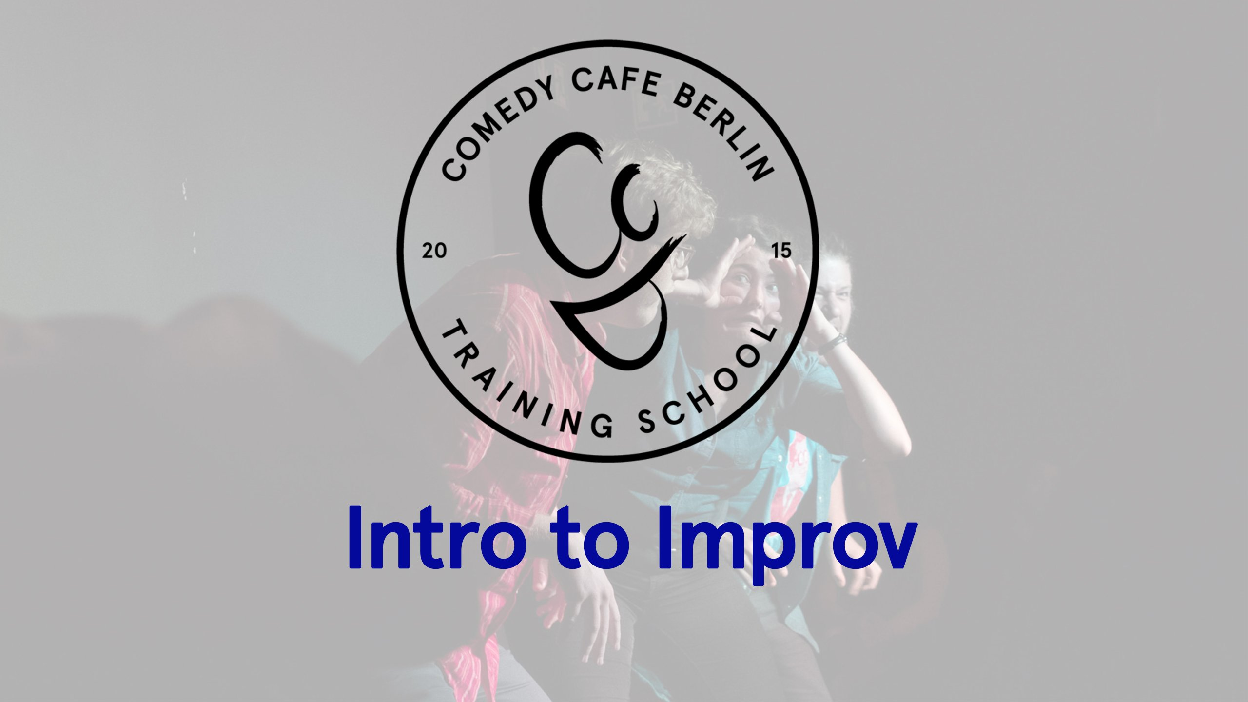 Intro to Improv