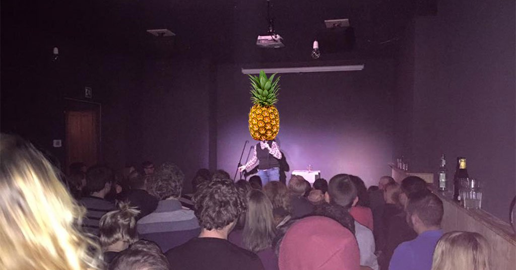 Stand Up for Improvisers