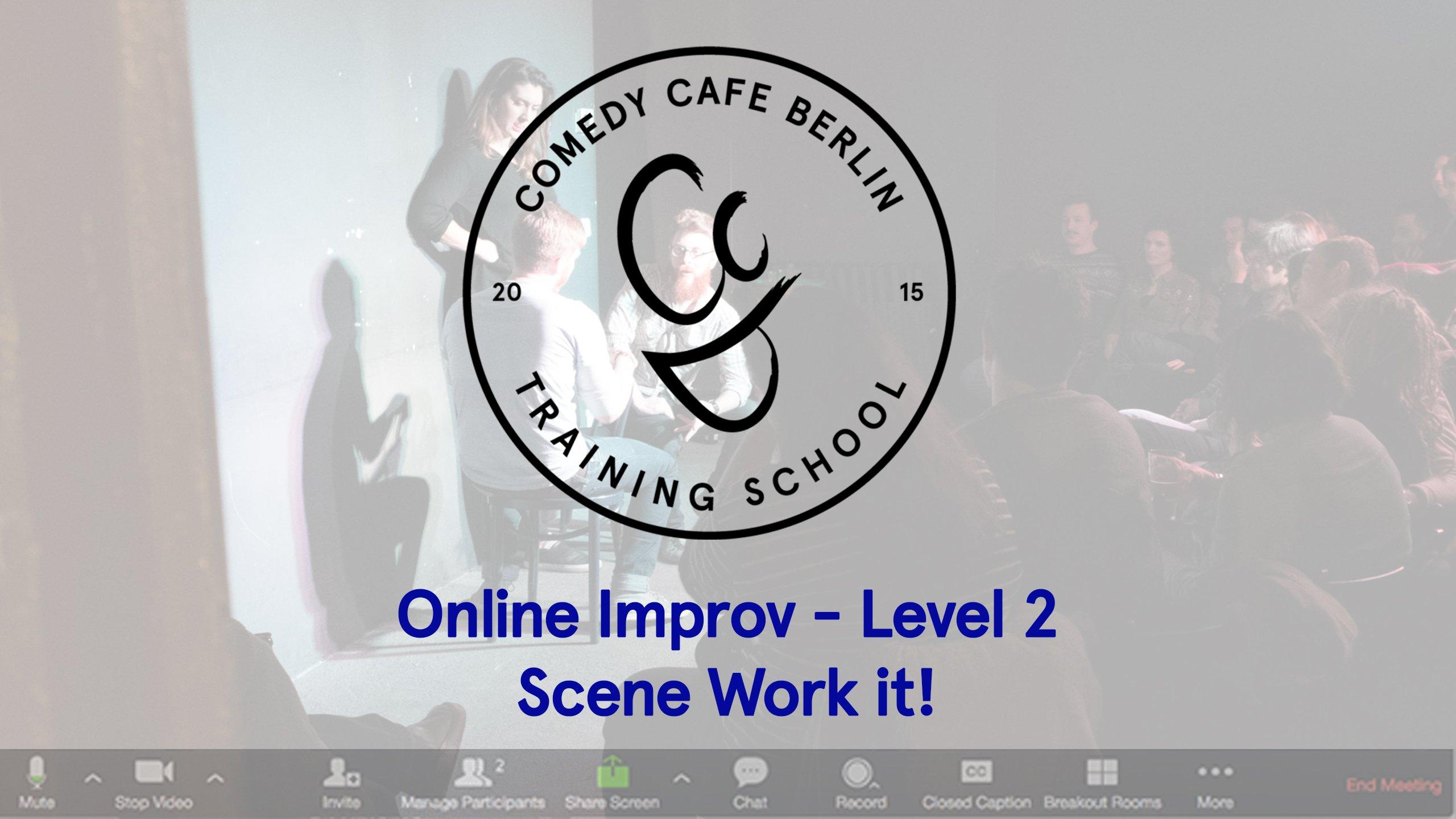Online Improv Level 2