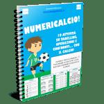 NumeriCalcio: 10 attività con i numeri... e il calcio!