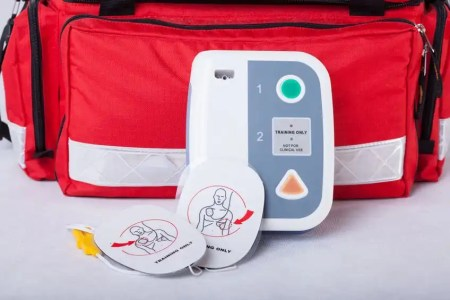 AED automated defibrillator course