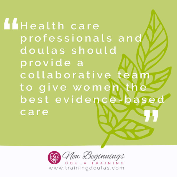 All women should have access to doula care