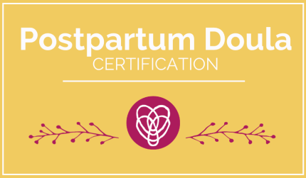 Postpartum Doula Certification