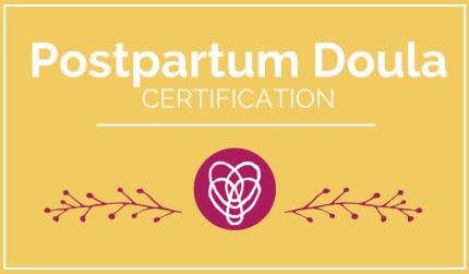 Postpartum Doula Certification