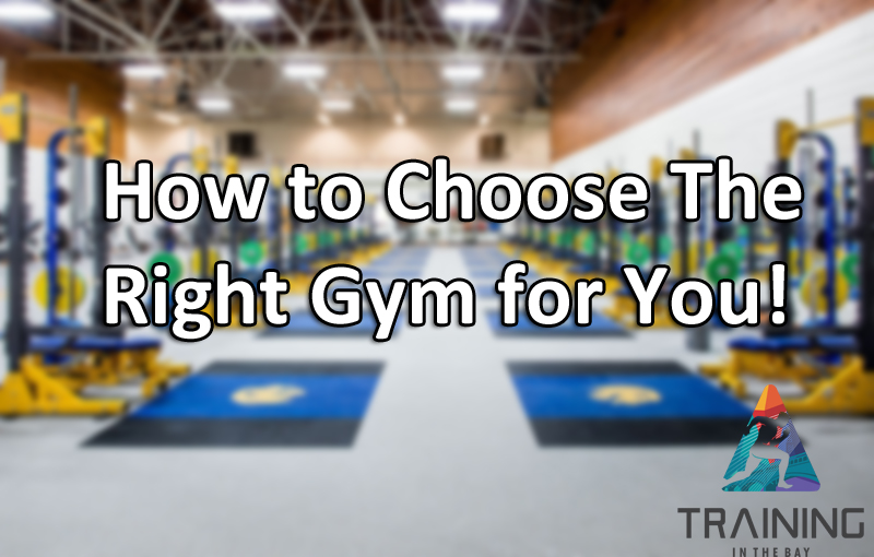 how to choose a gym in tampa