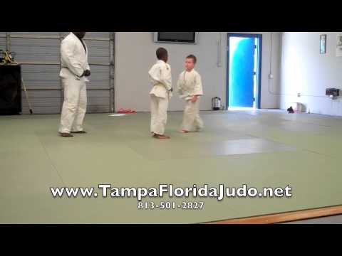 Tampa Florida Judo Training In The Bay