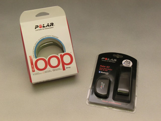 Polar Loop mit h7 Brustgurt