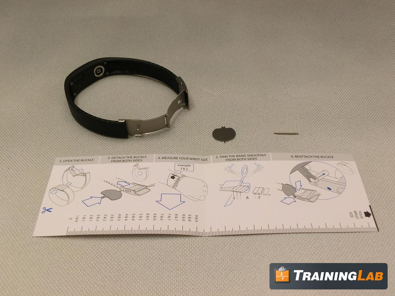 Polar Loop Armband & Anleitung