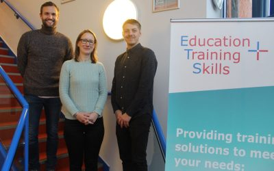FIRST ETS WRITERS COURSE A SUCCESS