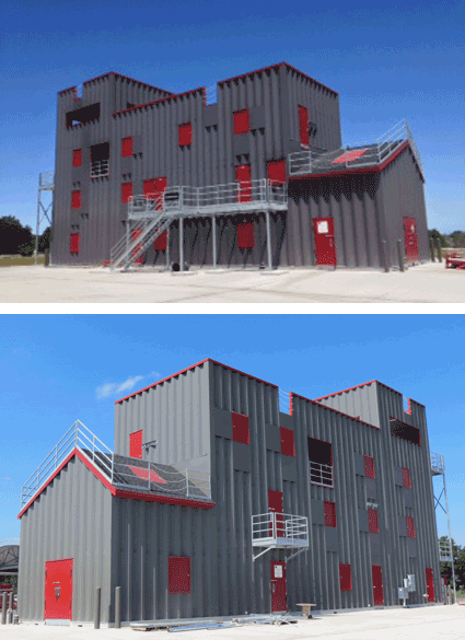 Georgetown Fire Department Whp Trainingtowers Whp