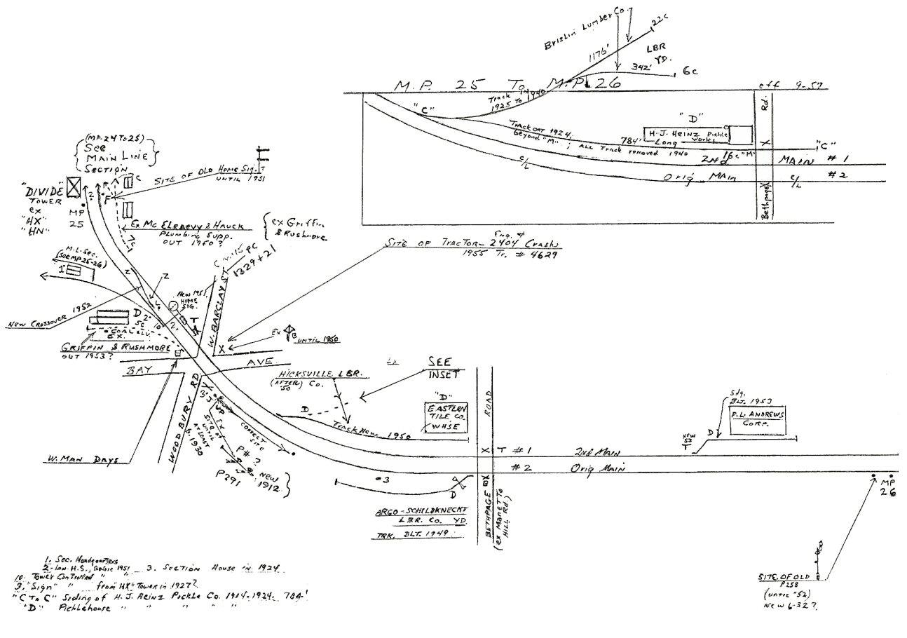 Map Of E Train