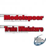 Trains miniature magazine