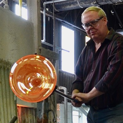 trainspotters lighting blog hand blown glass