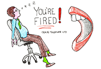 How to Stay Awake in Meetings and Avoid Getting Fired!