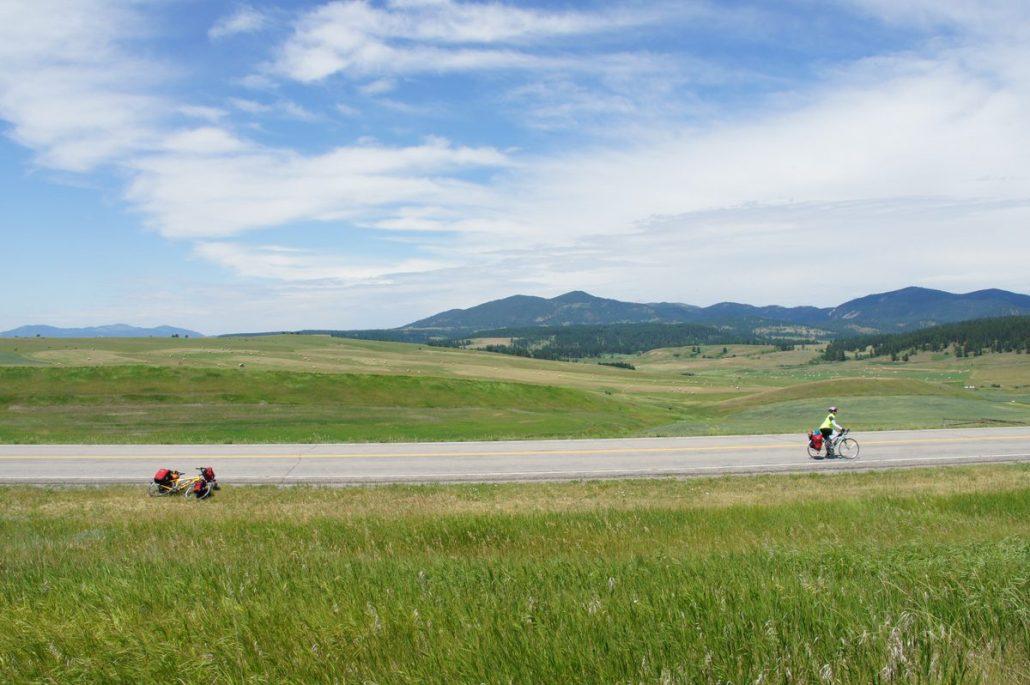 Montana: Big Sky Country.