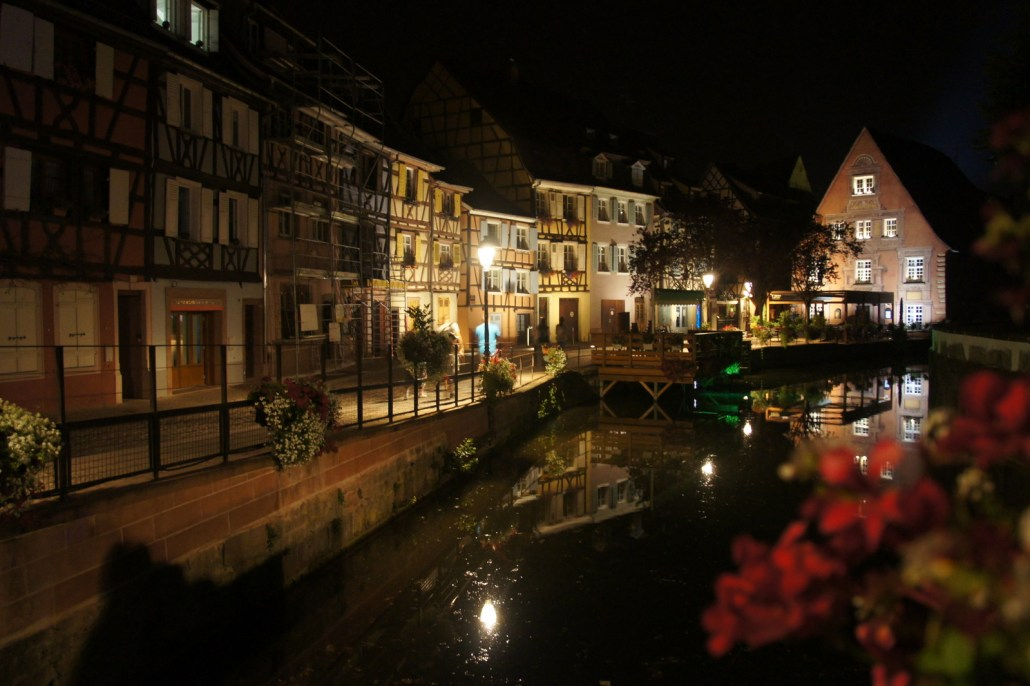 Colmar in the Alsace region. We stayed with a friend of mine I hadn't seen since studying abroad in Sweden.