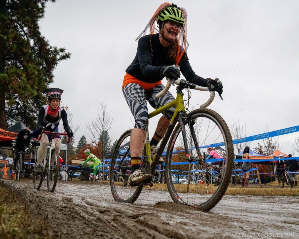 Muddy and fun!