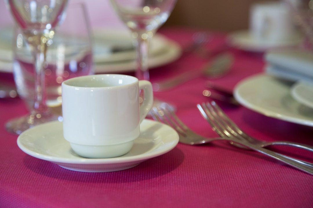 traiteur mariage lyon : présentation de table