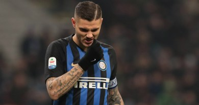 Striker Mauro Icardi stripped of Inter Milan captaincy amidst rumours he''s leaving the club