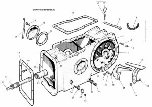 Tractor Trailer Axles Diagrams  ImageResizerToolCom