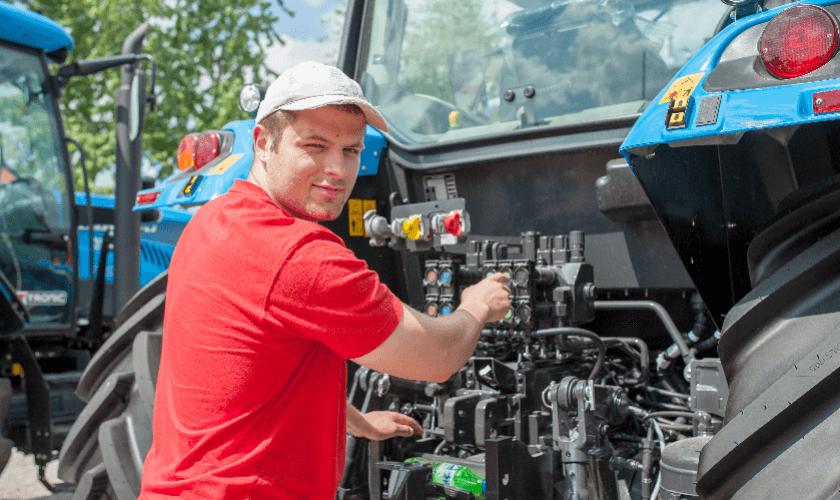 Checkliste für Kauf eines gebrauchten Traktors