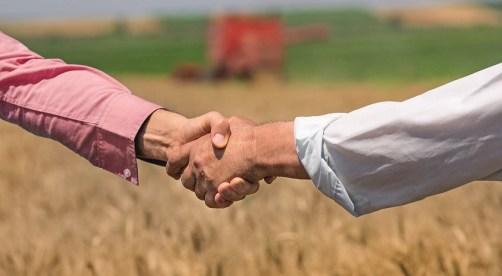 gebrauchter Traktor, Kaufvertrag