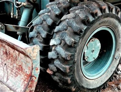 Zwillingsreifen, Traktor