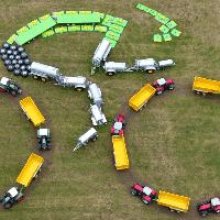 Traktor Aktion Tour de France