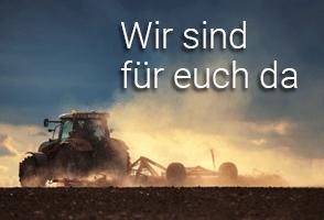 traktorpool Wir sind für euch da