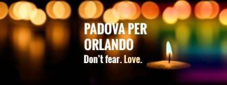 Padova per Orlando Don't fear. Love