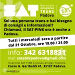 Servizio Accoglienza Trans Padova