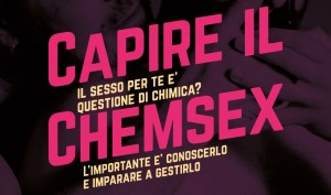 "chemsex header Sandro Busolo Zander Craze ""Let's Talk About Sex and Drugs."" ChemSex al Tralaltro Arcigay Padova"