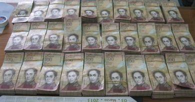 Bancos deben efectuar pago de pensiones en billetes de alta denominación