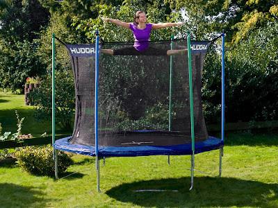 hudora fitness trampolin o 200 cm