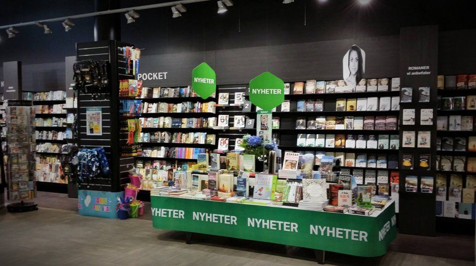 Najbliższa księgarnia