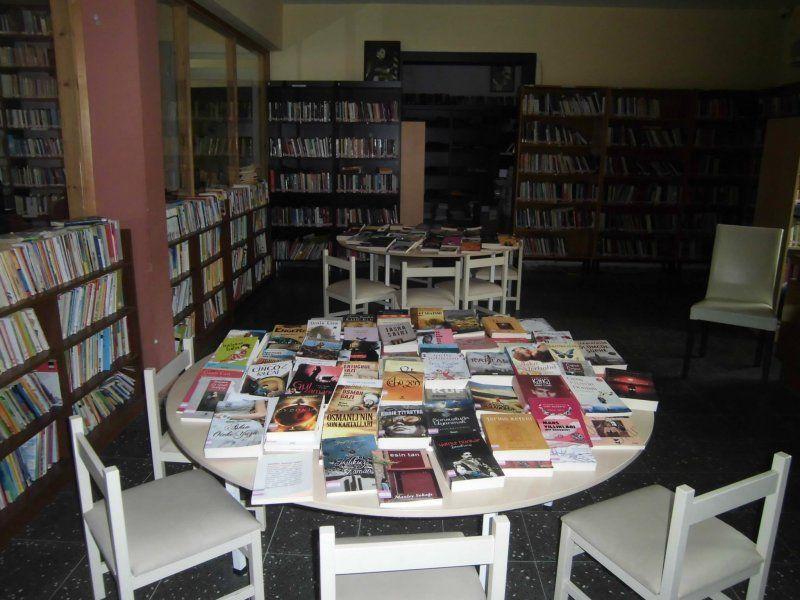 Biblioteka publiczna w Alanyi