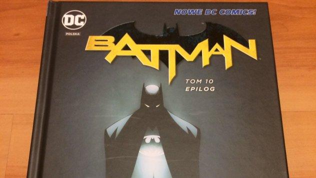 Batman epilog